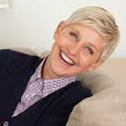 Ellen Lee DeGeneres - LGBTQ CELEBRITY LIST