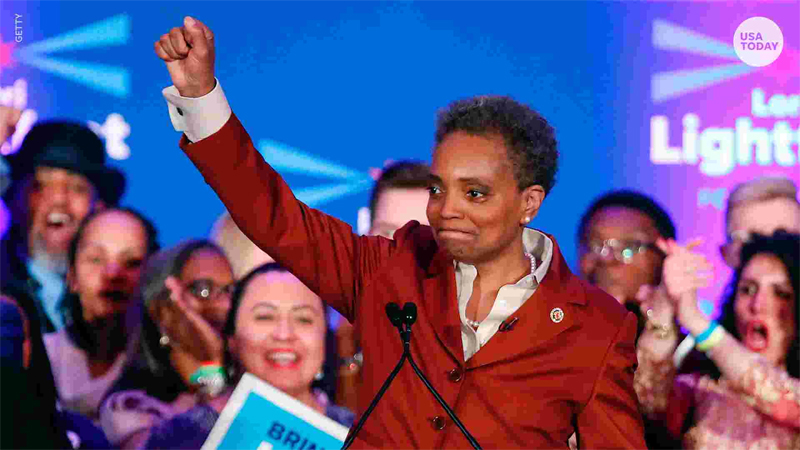 Chicago's first openly gay black woman Mayor – Lori Lightfoot