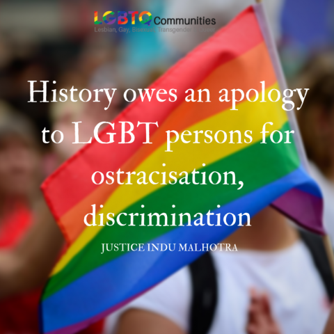 LGBTQ Big Quotes