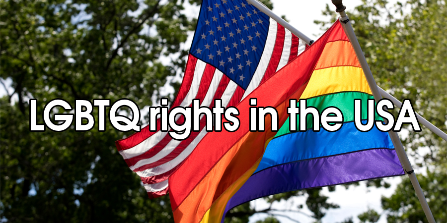 LGBTQ rights in the United States of America