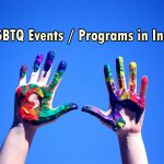 LGBTQ events (programs) in India