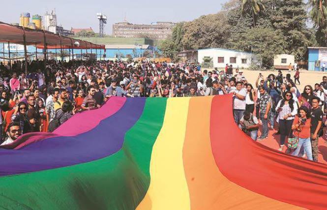 India's LGBTQ Activists Raise Their Voices