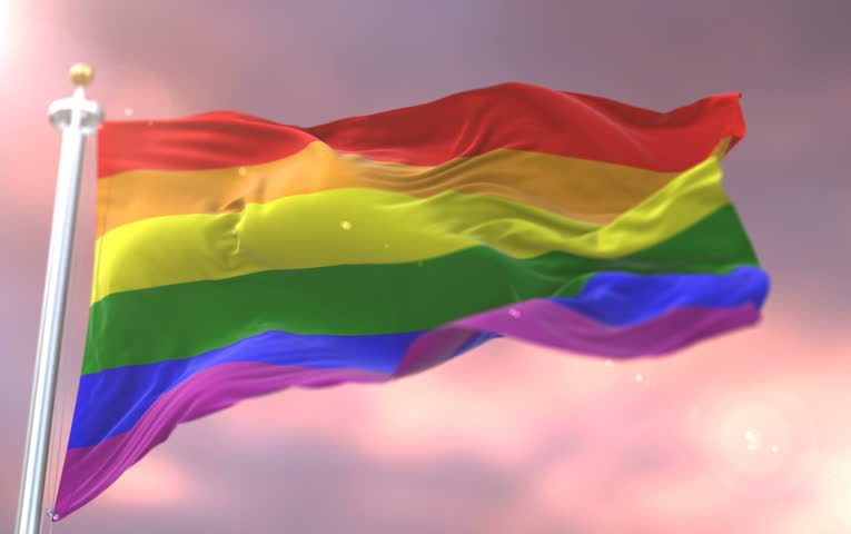 LGBTQ Communities Uses Rainbow Flag As Its Symbol