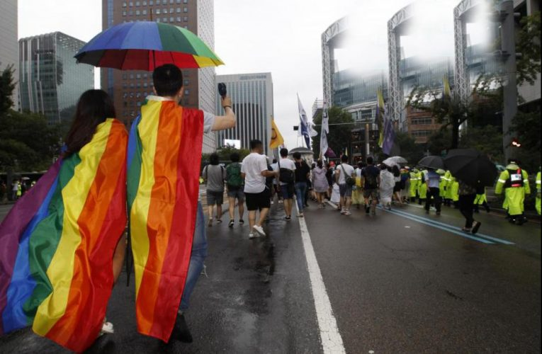 Tracing South Korea's latest virus outbreak shoves LGBTQ community into unwelcome spotlight