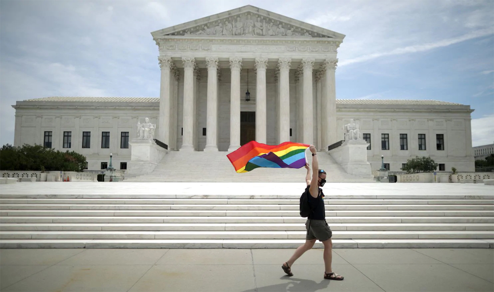 Next LGBTQ Communities rights legal battle looms after Supreme Court victory