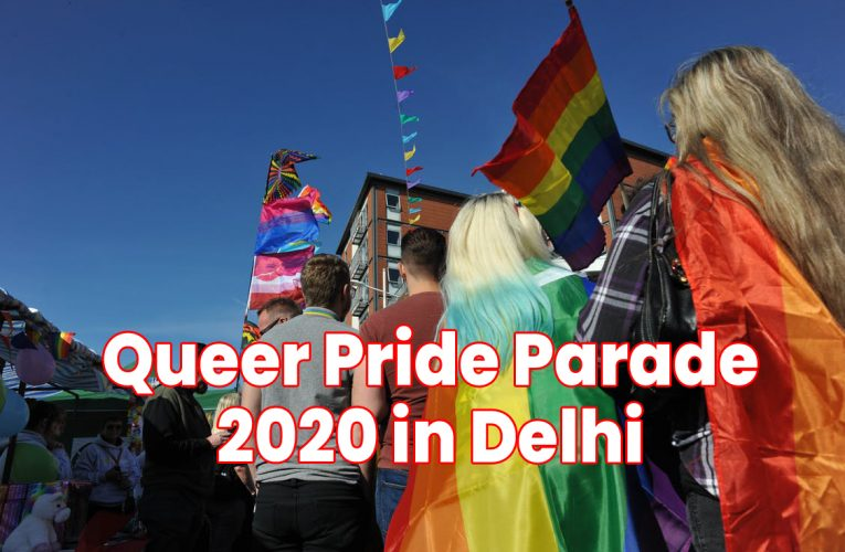 Queer Pride Parade 2020 in Delhi Takes on Transgender Bill