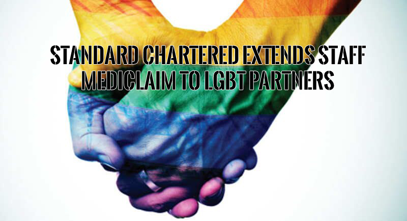 Standard Chartered extends staff mediclaim to LGBT partners