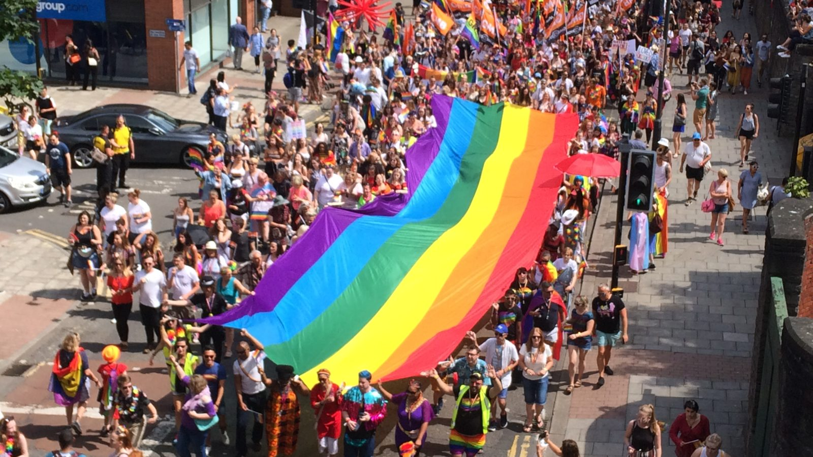 Bristol's oldest LGBT youth group is celebrating 25 years of helping the LGBT community.