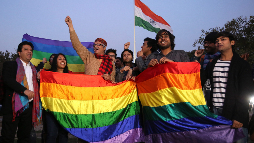 India LGBTQ communities joins citizenship law protests