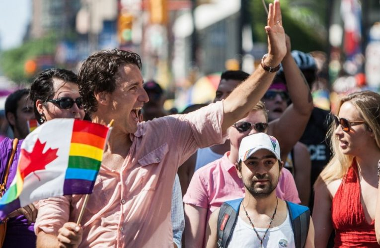 Justin Trudeau apologizes for decades of LGBTQ discrimination by federal agencies