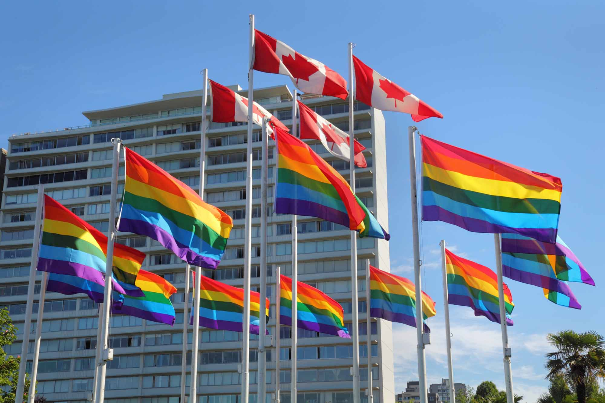Lesbian, Gay, Bisexual and Transgender Rights in Canada
