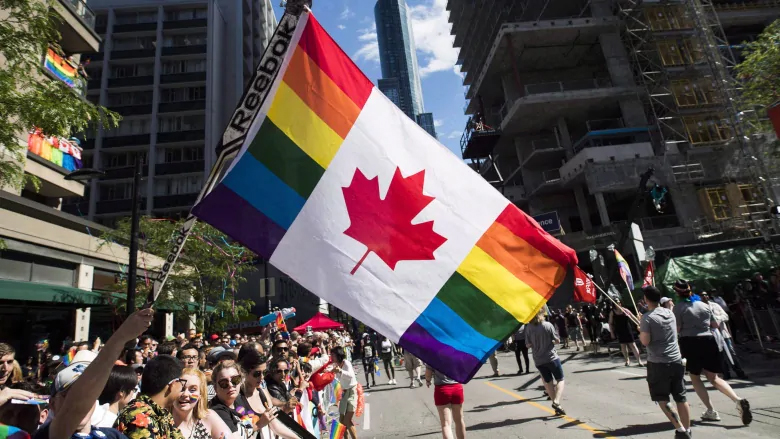Federal government asked Canadians if they're 'comfortable' with LGBTQ Communities people
