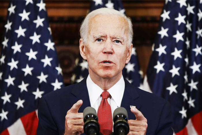 Joe Biden will be the first president to enter the White House supporting marriage equality